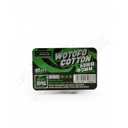 Wotofo Ageleted Cotton 3mm
